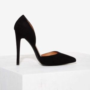 Nasty Gal Women's Avenue D'orsay Pump - Never worn